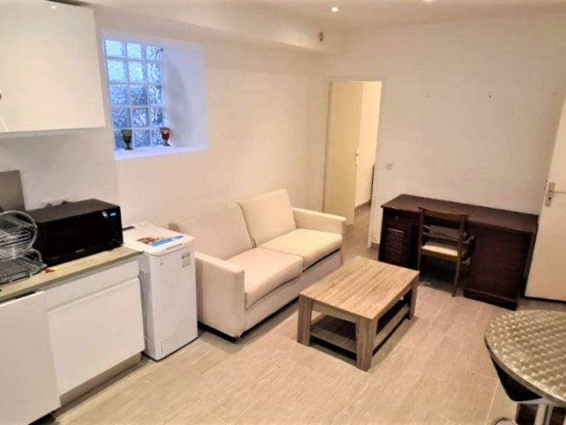Rental apartment La colle sur loup 650€ CC - Picture 1