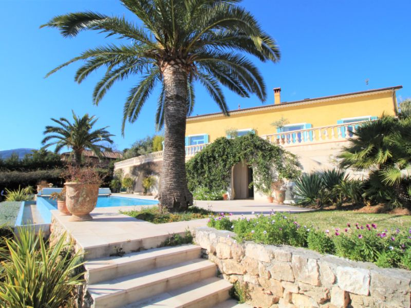 Sale house / villa Vence 2 260 000€ - Picture 1