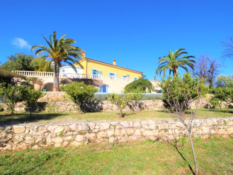 Sale house / villa Vence 2 260 000€ - Picture 5
