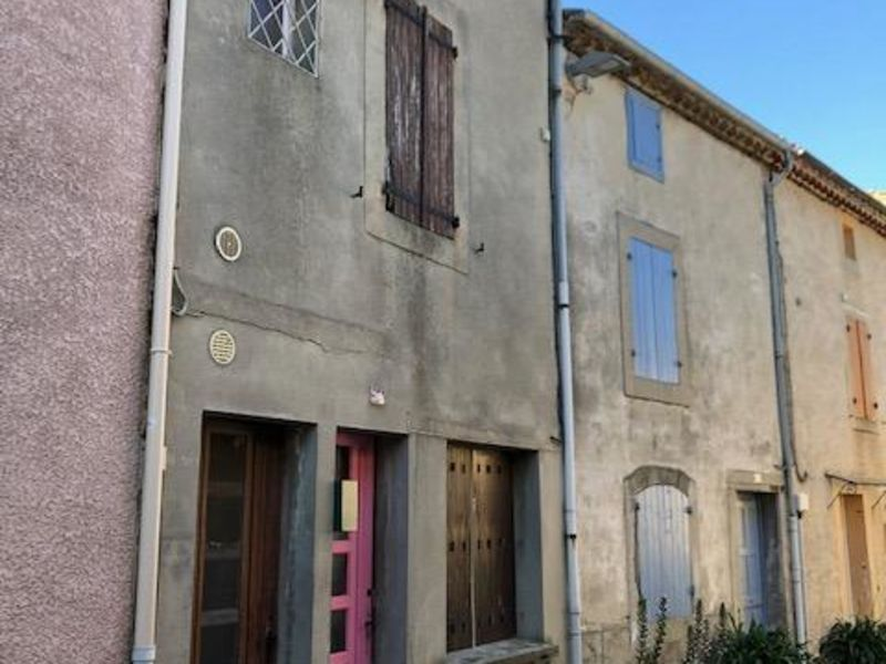 Vente maison / villa Bram 35 000€ - Photo 1