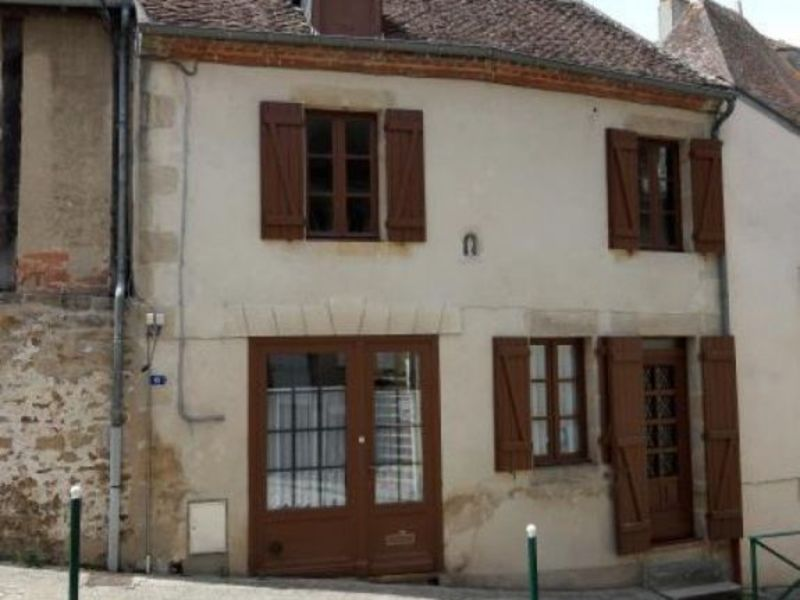 Sale house / villa Bourbon l archambault 48600€ - Picture 1
