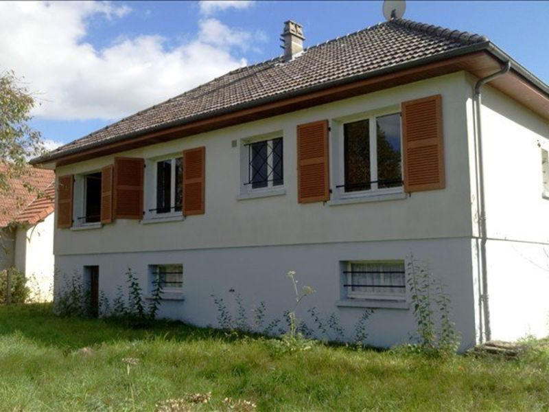 Vente maison / villa Le veurdre 64 800€ - Photo 1