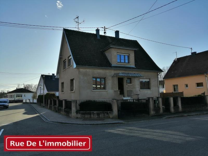 Vente maison / villa Mertzwiller 228000€ - Photo 2