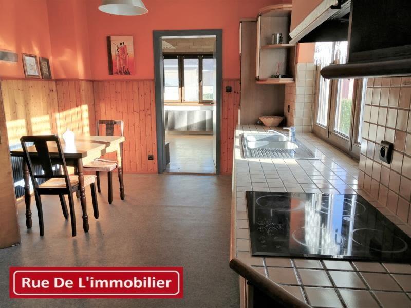Vente maison / villa Mertzwiller 228000€ - Photo 5