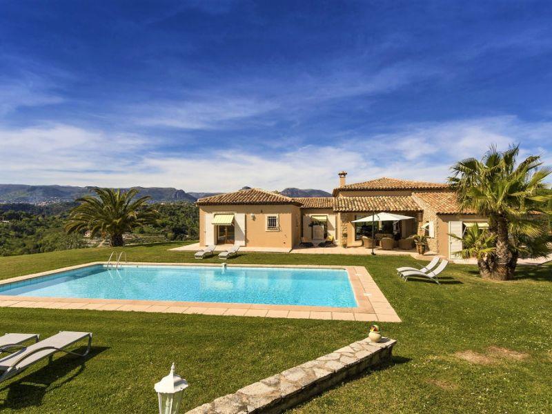 Sale house / villa Cagnes sur mer 1395000€ - Picture 1