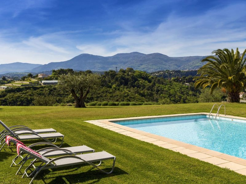 Sale house / villa Cagnes sur mer 1395000€ - Picture 3