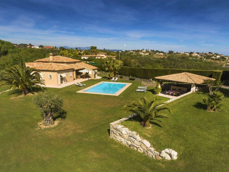 Sale house / villa Cagnes sur mer 1395000€ - Picture 5