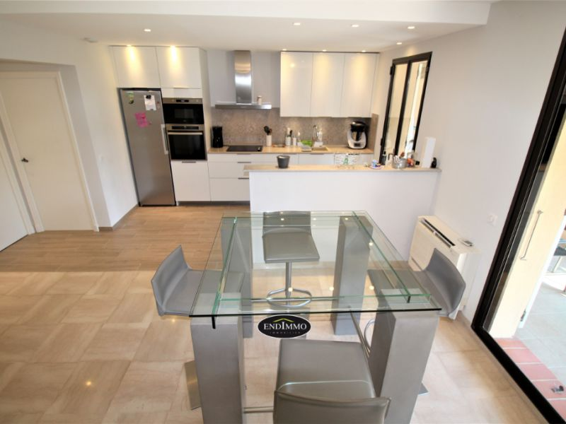 Sale apartment Villeneuve loubet 530000€ - Picture 4