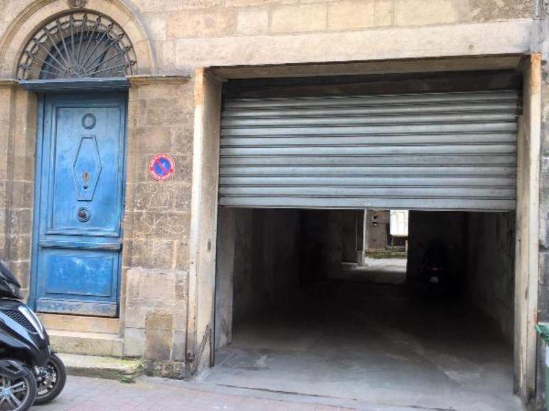 Location parking Bordeaux 46€ CC - Photo 1