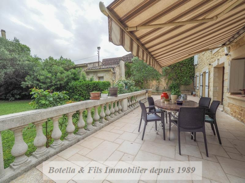 Vente maison / villa Uzes 425600€ - Photo 2