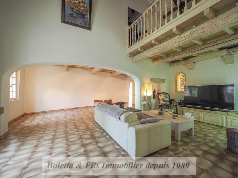Vente maison / villa Uzes 425600€ - Photo 5