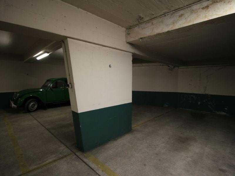 Parking en sous-sol Lyon de 12,65 m²