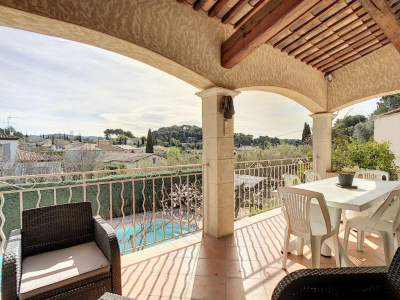 Vente maison / villa Le castellet 640000€ - Photo 4