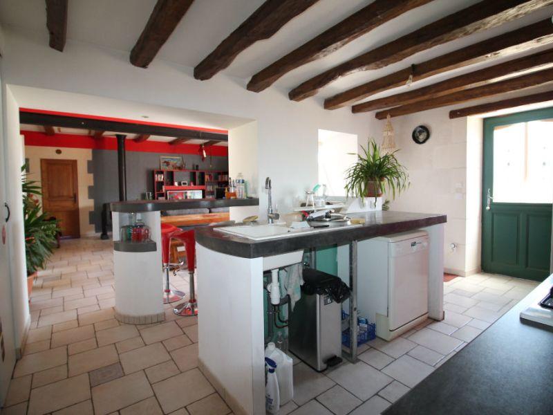 Vente maison / villa La chartre sur le loir 132000€ - Photo 7