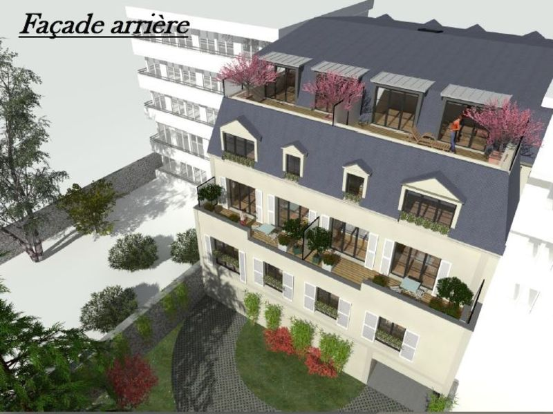 Sale apartment Chantilly 251000€ - Picture 1