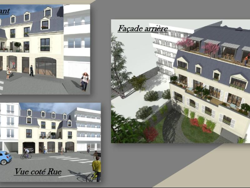 Vente appartement Chantilly 251000€ - Photo 2