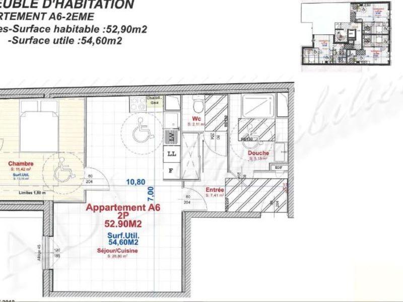 Vente appartement Chantilly 265000€ - Photo 5