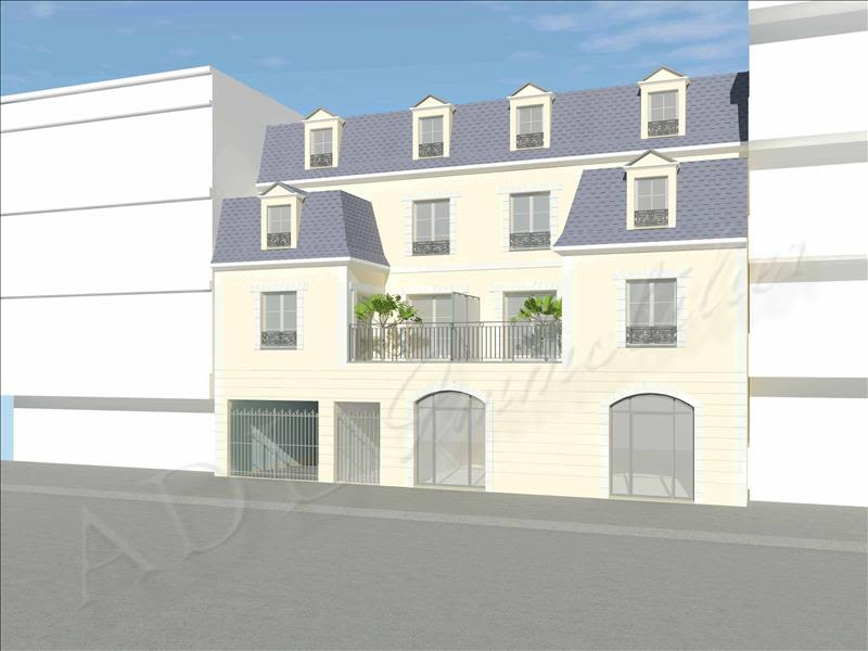 Sale apartment Chantilly 251000€ - Picture 8