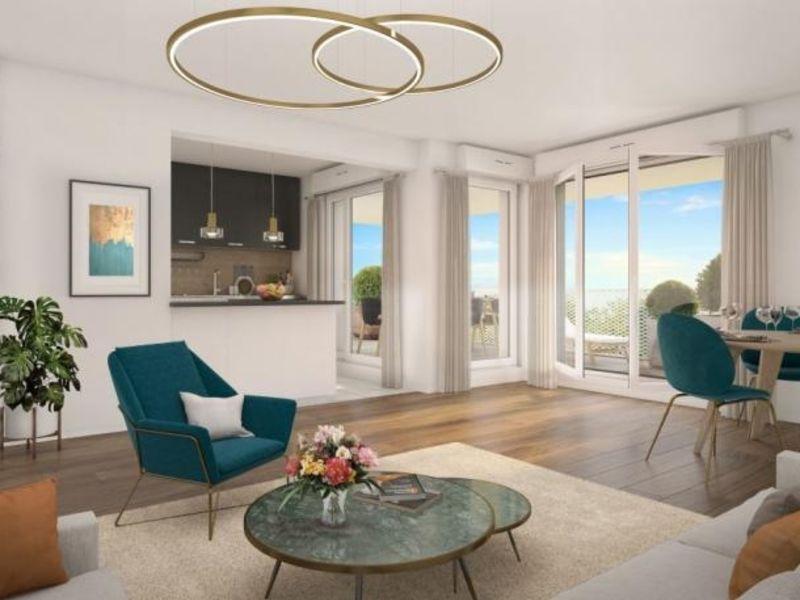 Vente appartement Suresnes 593000€ - Photo 1