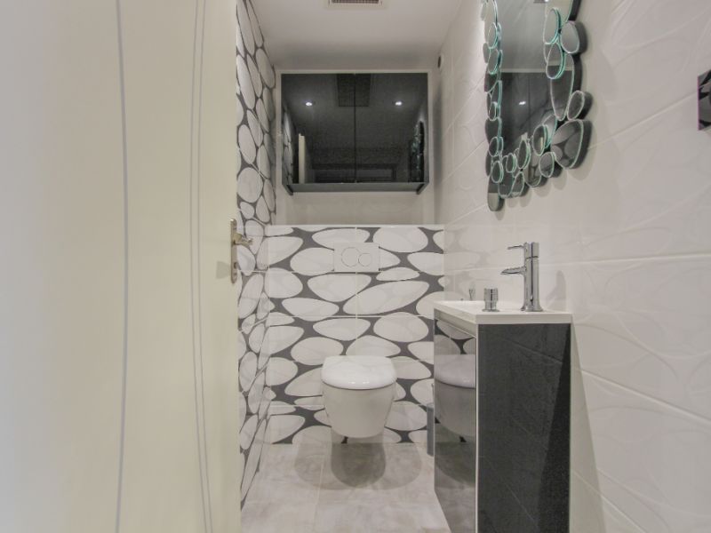 Sale apartment La motte servolex 463500€ - Picture 7