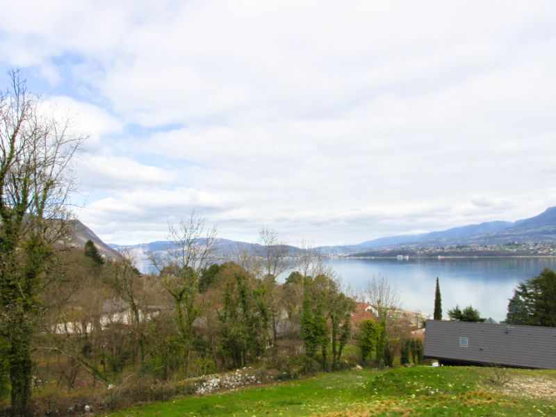 Vente terrain Le bourget du lac 496 000€ - Photo 1