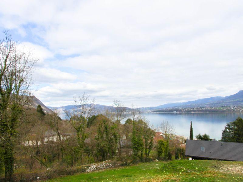 Terrain de 2240 m2 - vue imprenable - Le Bourget Du Lac