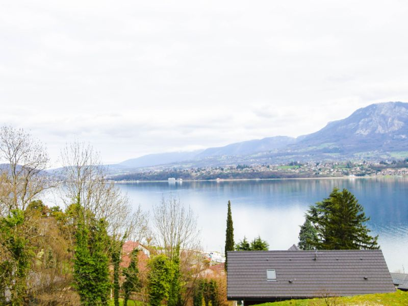 Vente terrain Le bourget du lac 496 000€ - Photo 2