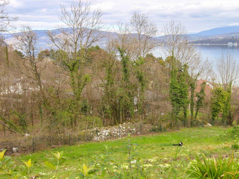 Vente terrain Le bourget du lac 540000€ - Photo 4