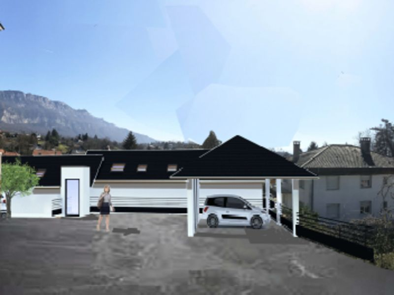 Vente appartement Aix les bains 364000€ - Photo 3