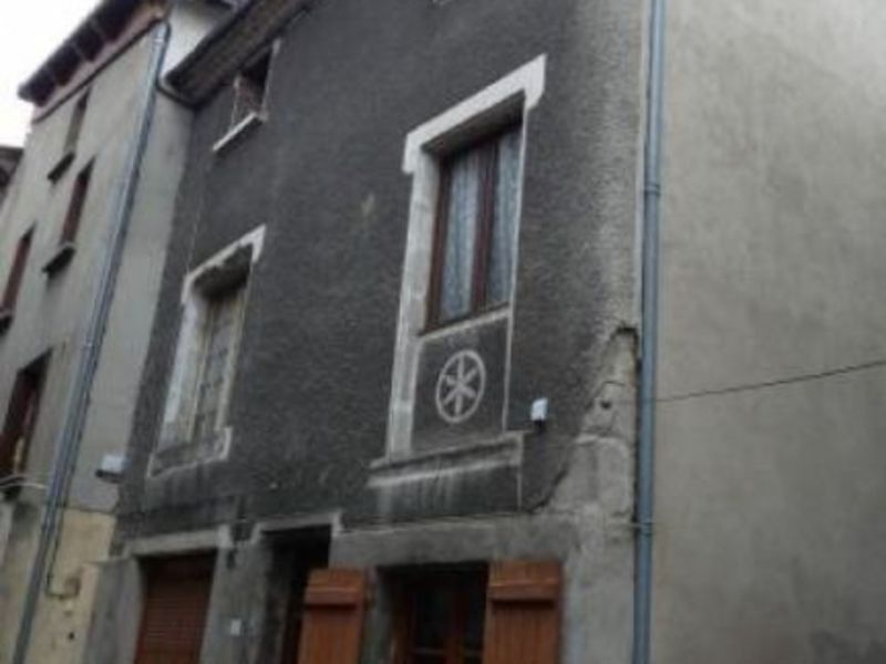 Sale house / villa Courpiere 18000€ - Picture 1