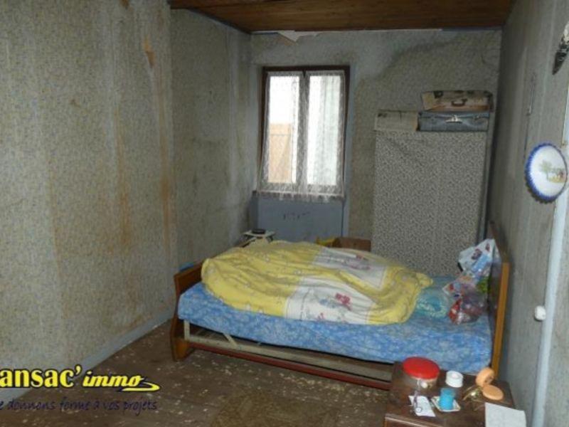 Sale house / villa Courpiere 18000€ - Picture 4