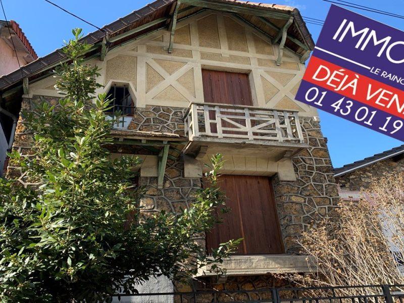 Sale house / villa Villemomble 355000€ - Picture 1