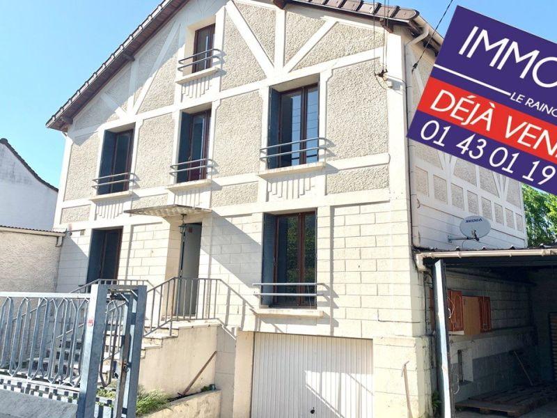 Vente maison / villa Le raincy 290000€ - Photo 1