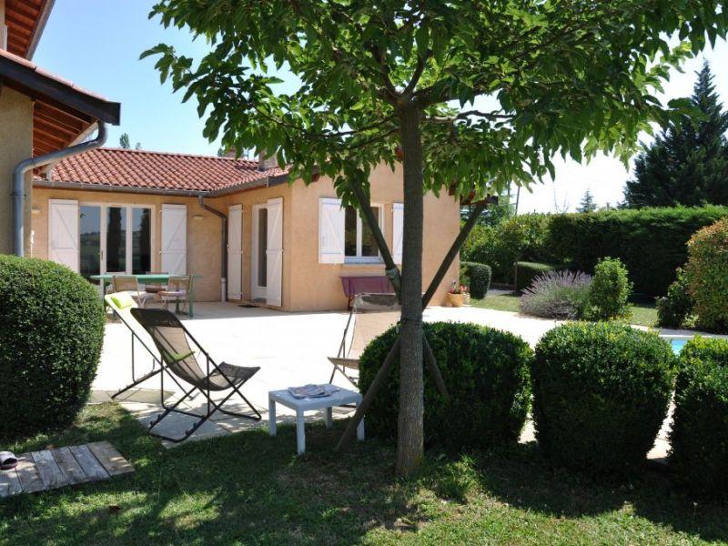 Vente maison / villa Ville sur jarnioux 480000€ - Photo 12