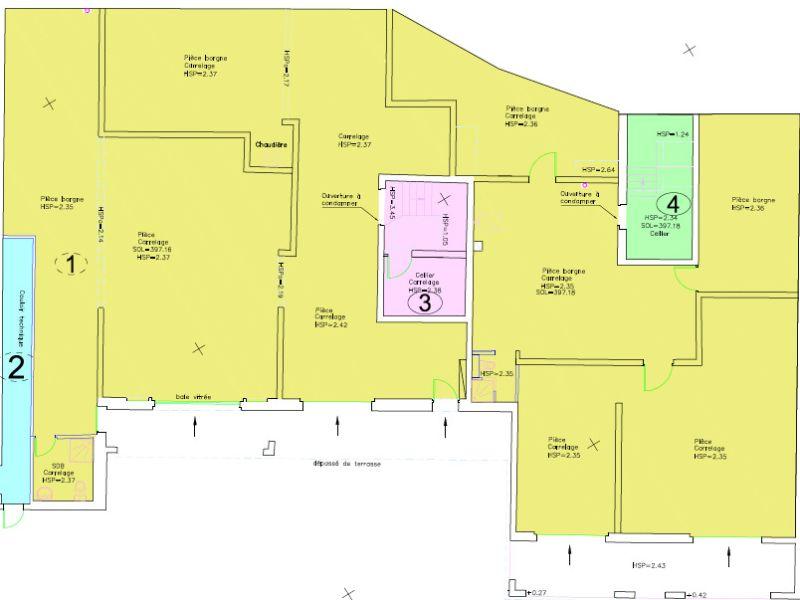 Vente de prestige loft/atelier/surface Veurey-voroize 180000€ - Photo 1