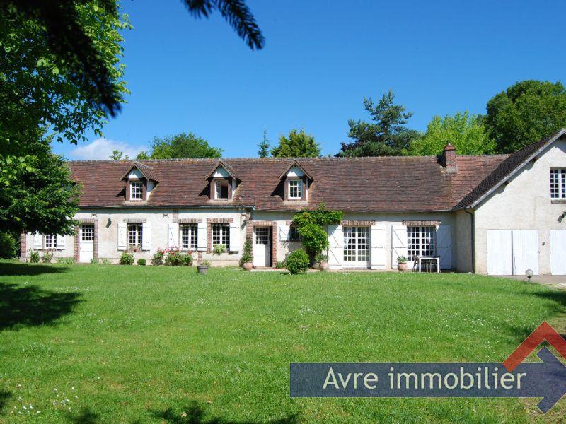 Vente maison / villa Verneuil d avre et d iton 243000€ - Photo 1