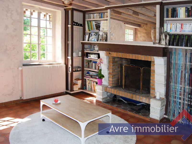 Vente maison / villa Verneuil d avre et d iton 243000€ - Photo 2