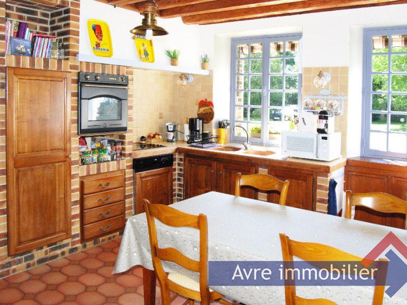 Vente maison / villa Verneuil d avre et d iton 243000€ - Photo 3