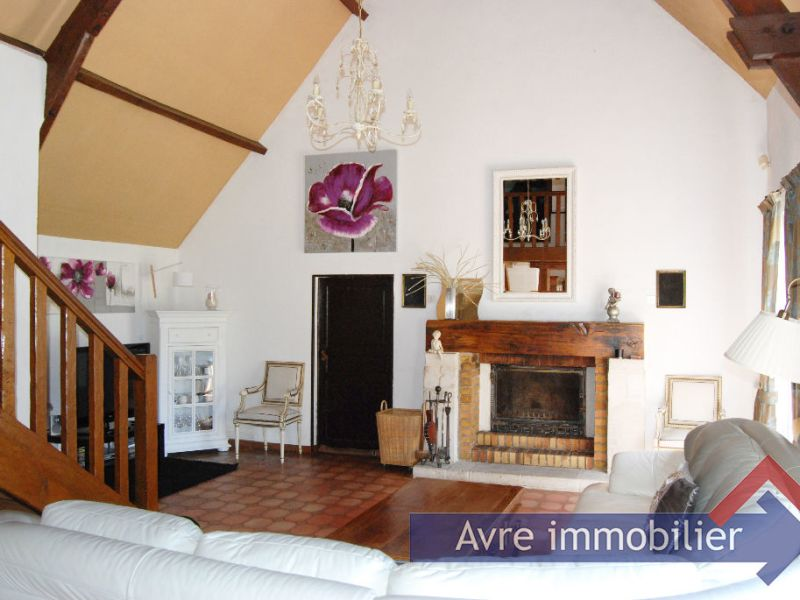 Vente maison / villa Verneuil d avre et d iton 243000€ - Photo 4