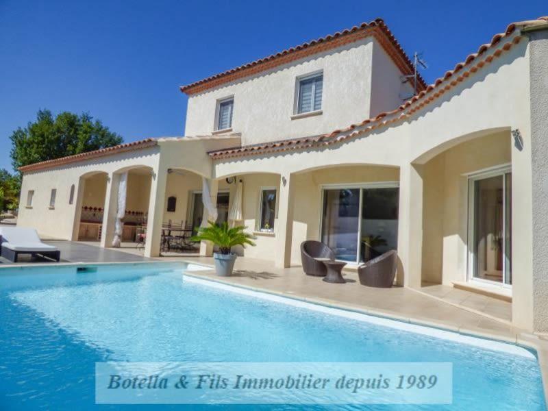 Vente de prestige maison / villa Uzes 415000€ - Photo 1