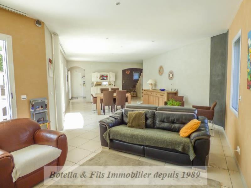 Vente de prestige maison / villa Uzes 415000€ - Photo 5