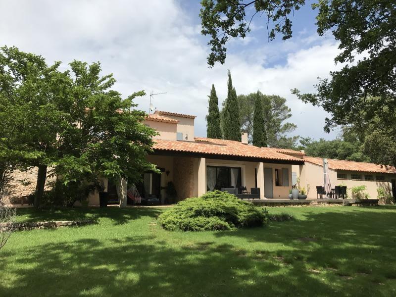 Sale house / villa St maximin la ste baume 899000€ - Picture 1