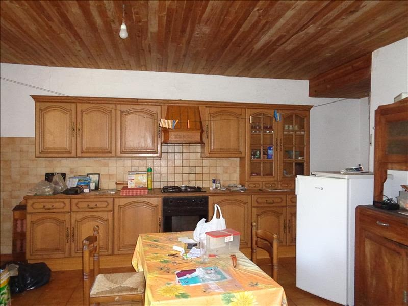 Vente maison / villa Pamproux 70 200€ - Photo 4