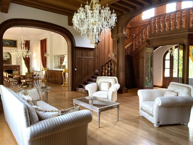 Deluxe sale house / villa Chantilly 3200000€ - Picture 9