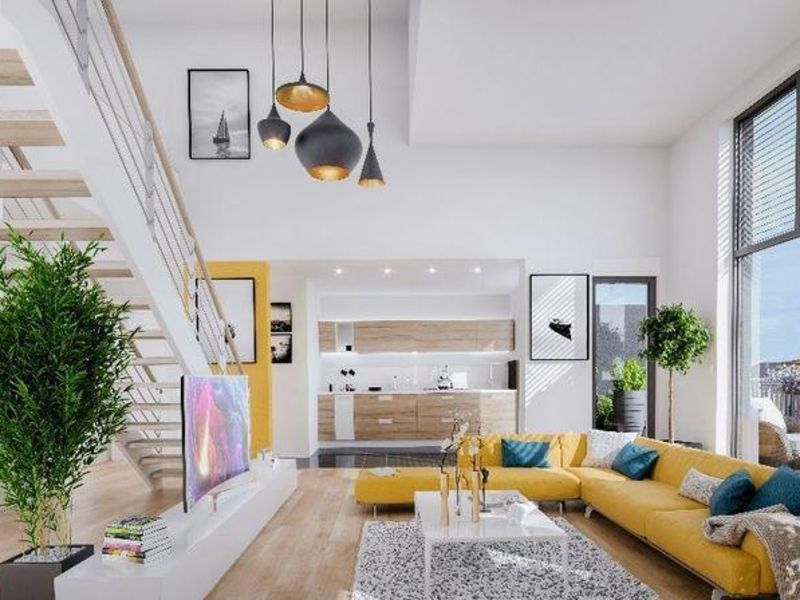 Vente appartement Versailles 924000€ - Photo 1