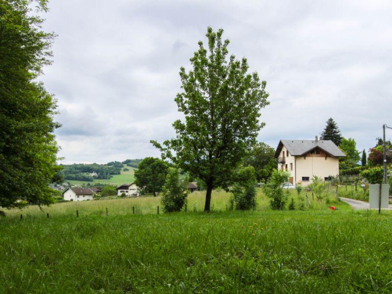 Vente terrain La motte servolex 233000€ - Photo 1
