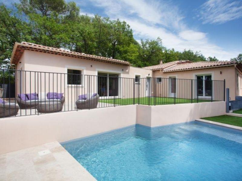 Vente maison / villa Eguilles 830000€ - Photo 1