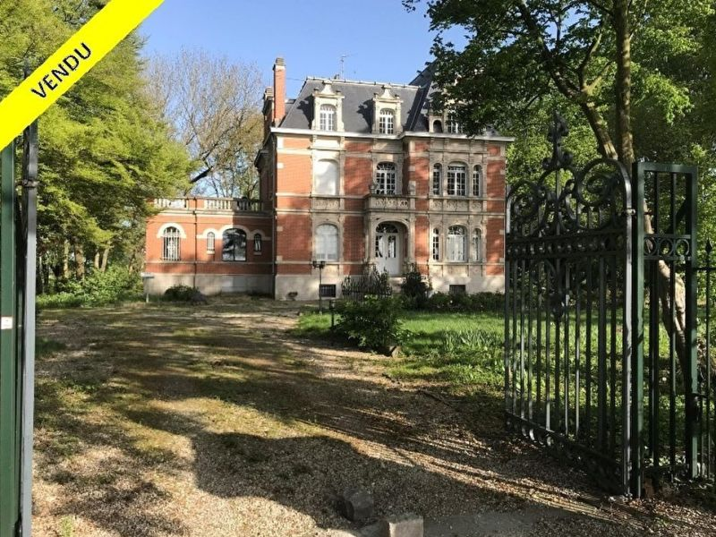 Deluxe sale house / villa Sailly sur la lys 1 242 000€ - Picture 1