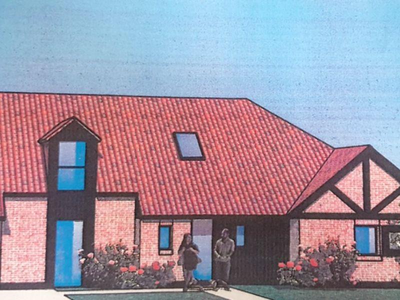 Sale house / villa Fleurbaix 380000€ - Picture 1