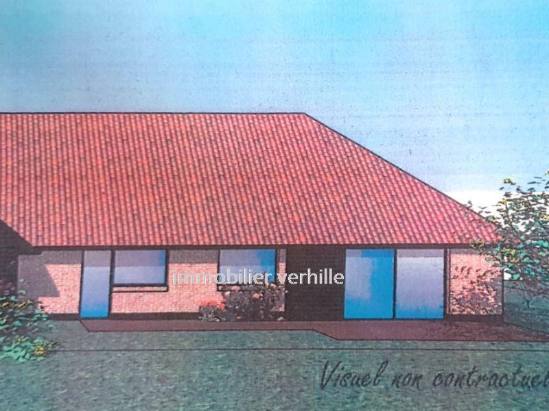 Vente maison / villa Fleurbaix 380000€ - Photo 2